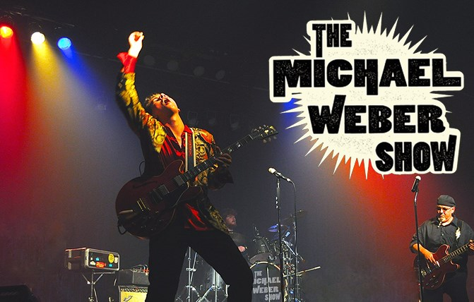Pavilion @ The Inn Presents: The Michael Weber Show 2019 Summer Concert Series on Aug 31, 20:00@Aurora Inn Hotel & Event Center - Pick a seat, Buy tickets and Get information on Pavilion @ The Inn