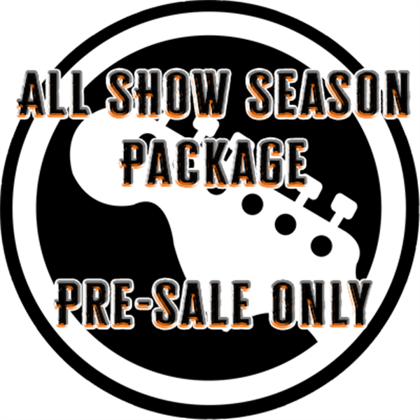 All Show Season Packages 2019 Summer Concert Series on Apr 12, 20:00@Aurora Inn Hotel & Event Center - Pick a seat, Buy tickets and Get information on Pavilion @ The Inn