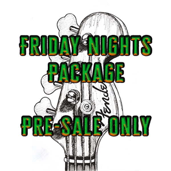 Friday Nights Season Packages 2019 Summer Concert Series on Apr 13, 20:00@Aurora Inn Hotel & Event Center - Pick a seat, Buy tickets and Get information on Pavilion @ The Inn