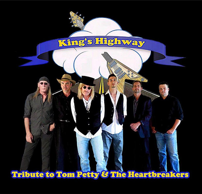 Get Information and buy tickets to Pavilion @ The Inn Presents: Kings Highway A Tribute to Tom Petty and the Heartbreakers on Pavilion @ The Inn