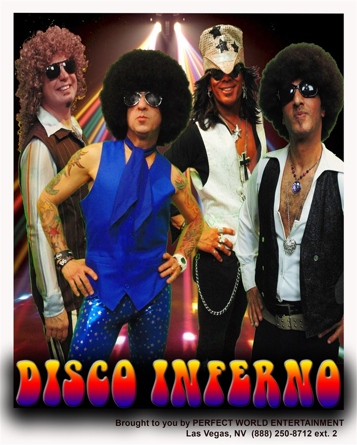 Get Information and buy tickets to Pavilion @ The Inn Presents: Disco Inferno 2019 Summer Concert Series on Pavilion @ The Inn