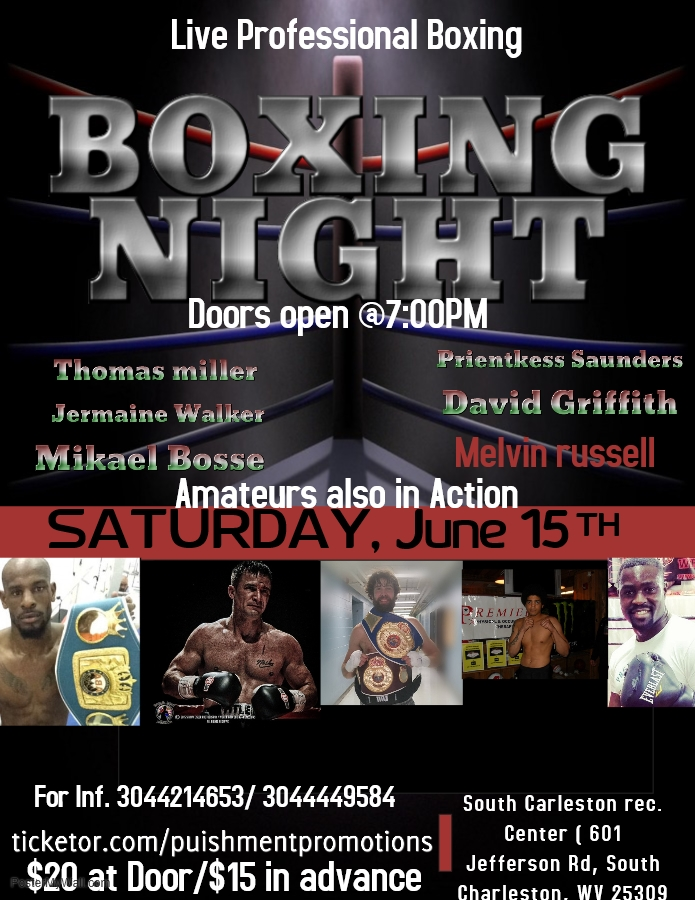 Get Information and buy tickets to Punishment Promotions  on Punishment Promotions