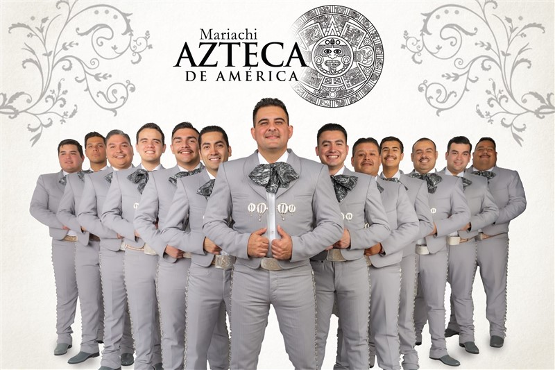 Get Information and buy tickets to Mariachi Azteca de America featuring Mateo Lopez with mariachi Mi Tierra, Mariachi Estrella, Mariachi Mexico Lindo, and Campañia Folklorica del Alamo  on Prima Vista Event Center