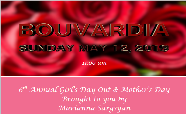 Get Information and buy tickets to 6th Annual Girls Day Out & Mother