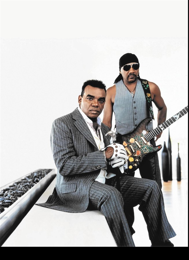 Get Information and buy tickets to Ron isley headline Charli Wilson  feature on Request Live!