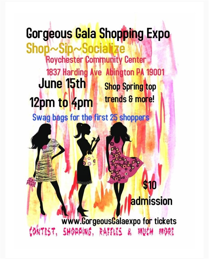 Get Information and buy tickets to Gorgeous Gala Shopping Expo  on Gorgeous Gala Shopping Expo