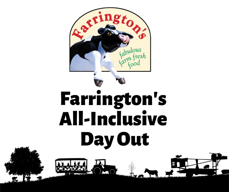 Get Information and buy tickets to All Inclusive Day Out  on Farrington's