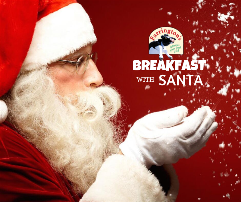Get Information and buy tickets to Breakfast with Santa  on Farrington's