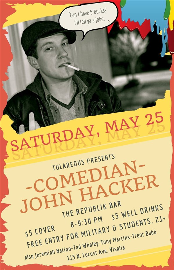 Republik presents John Hacker