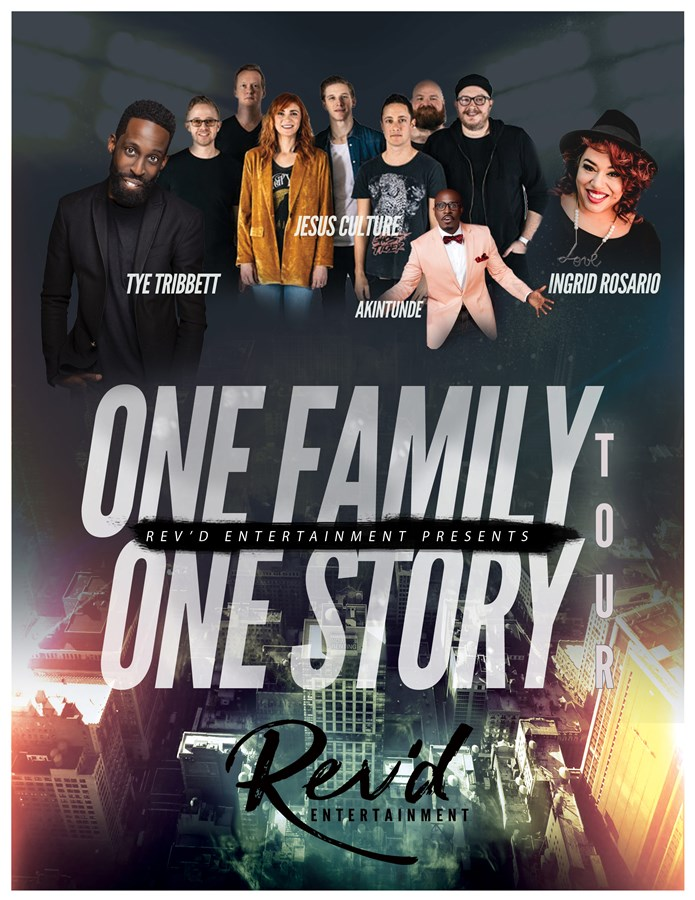One Family One Story Tour