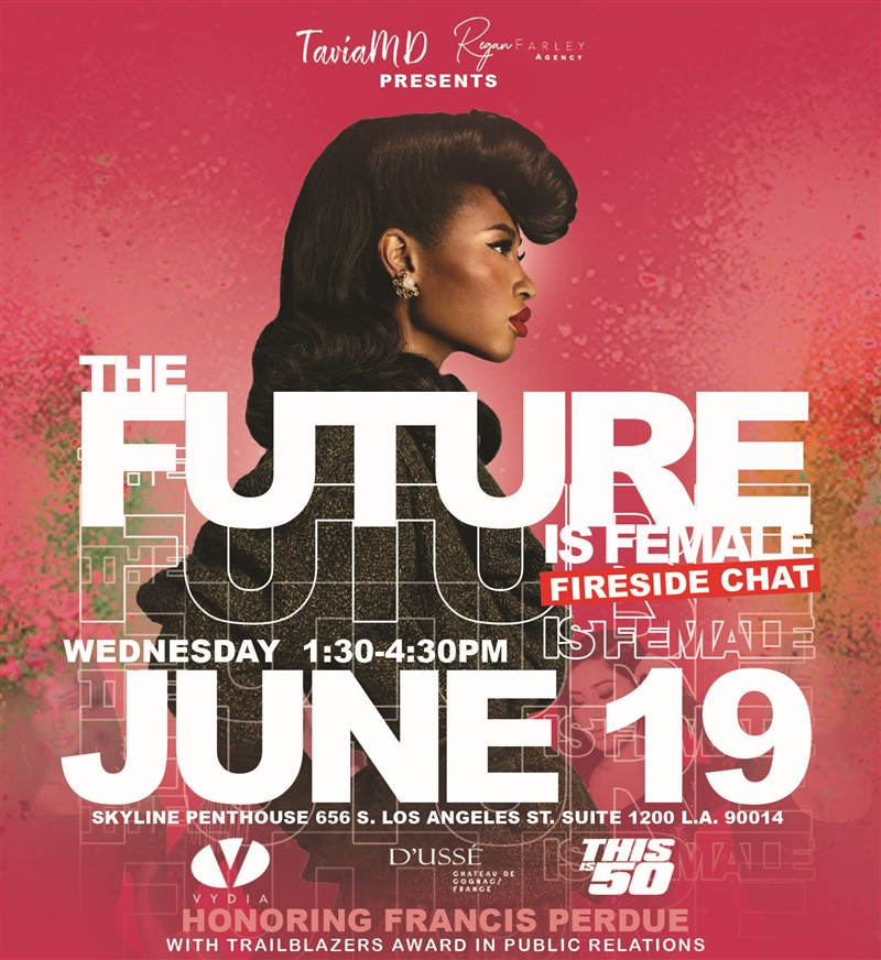 The Future is Female Fire Chat