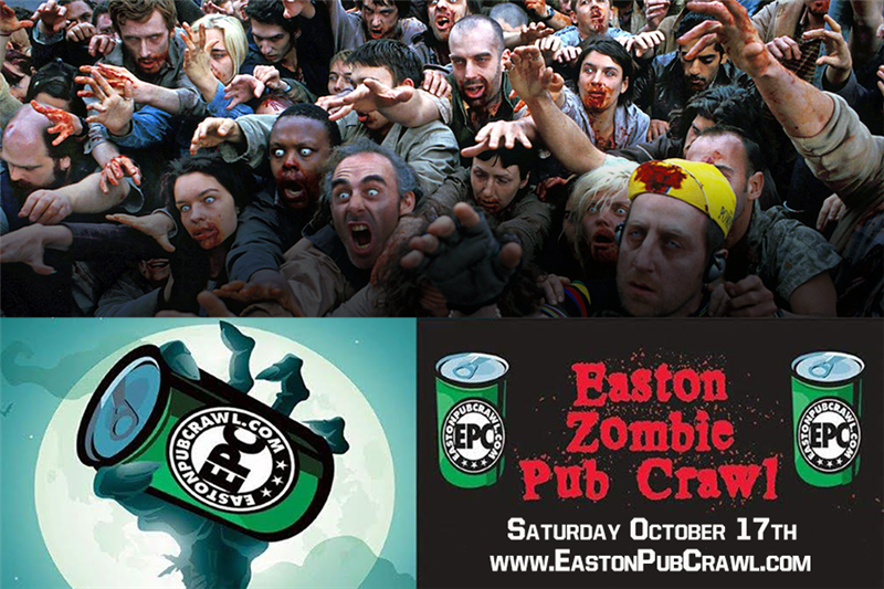 Get Information and buy tickets to Zombie Pub Crawl 2020  on Tickets