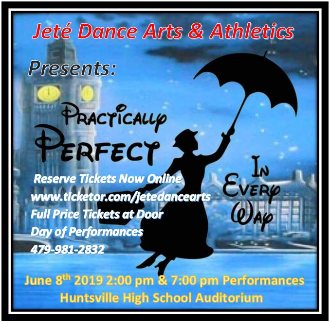 Practically Perfect In Every Way 7:00 PM