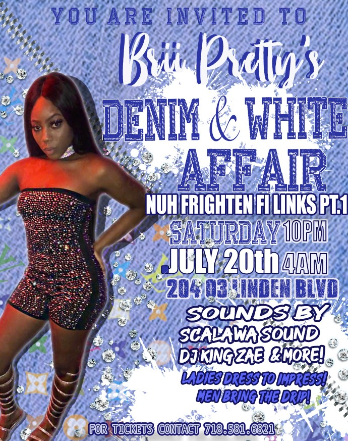 Denim&WhiteAffair