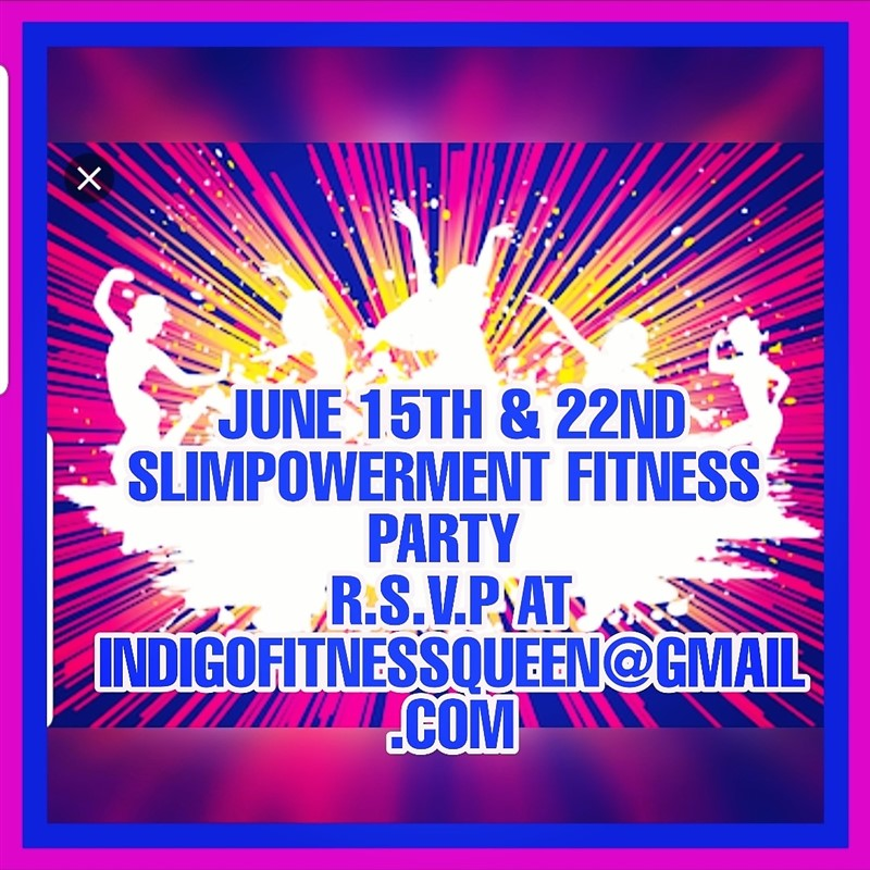 Slimpowerment Fitness Party