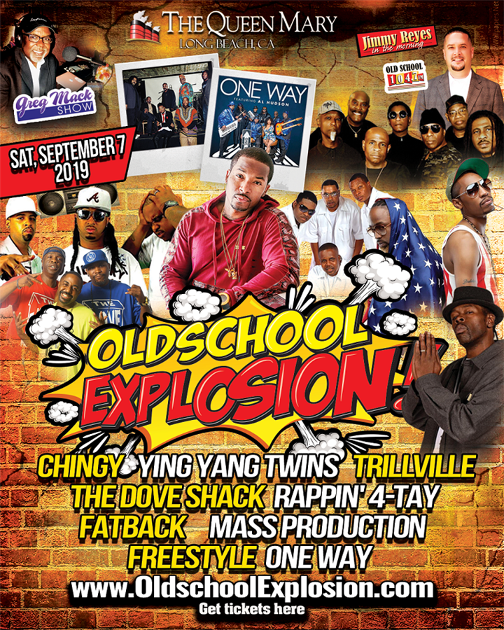 Get Information and buy tickets to Old School Explosion Music Festival on The Wire Entertainment