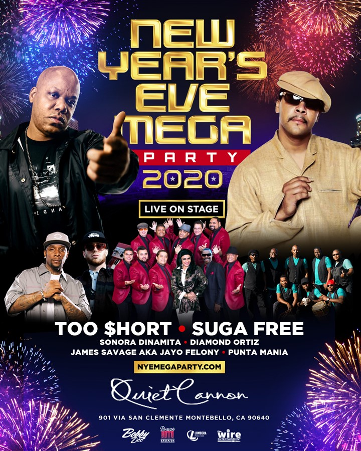 Get Information and buy tickets to New Years Eve Mega Party 2020  on Irani Ticket
