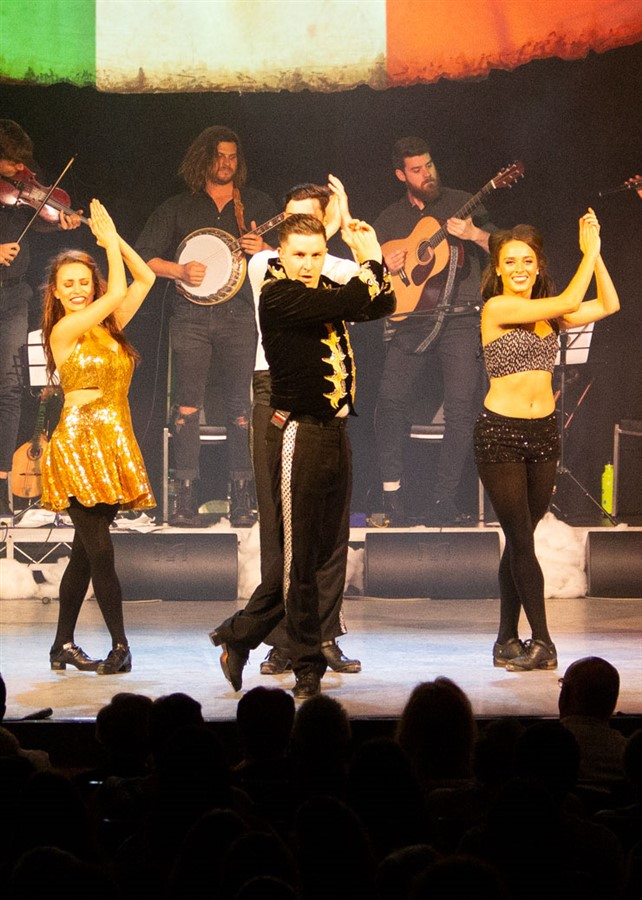 Get Information and buy tickets to A Taste of Ireland - The Irish Music and Dance Sensation  on Roxy Community Theatre