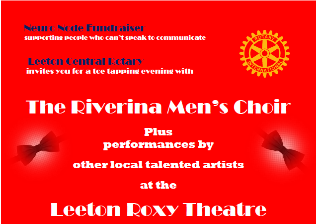 Get Information and buy tickets to Riverina Men