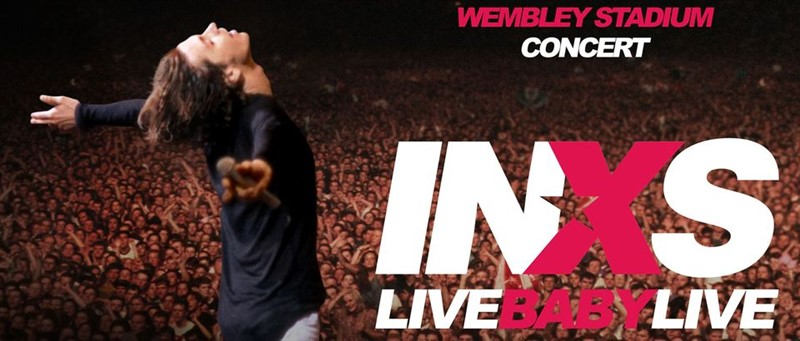 Get Information and buy tickets to INXS: LIVE BABY LIVE Remastered Wembley Stadium Concert on Roxy Community Theatre