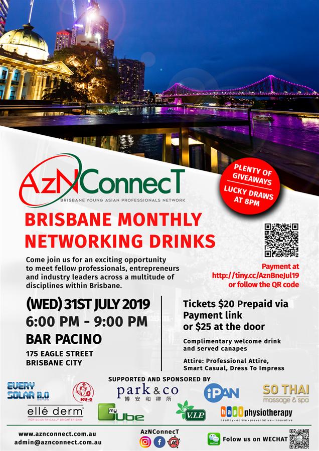 AzNConnecT Brisbane
