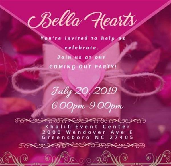 Bella Hearts Meet & Greet