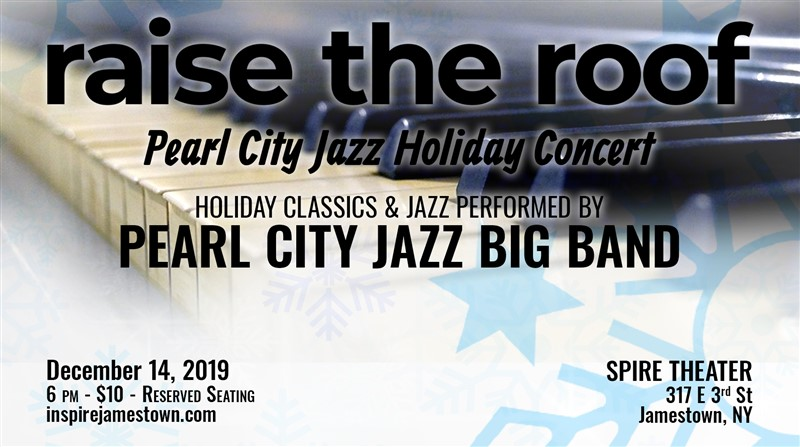 Pearl City Jazz Raise the Roof Holiday Concert