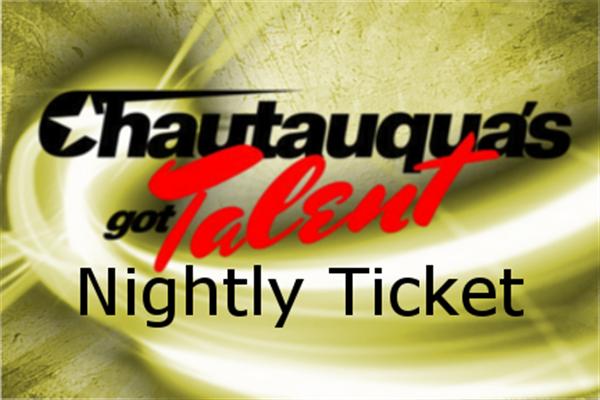 Chautauqua's Got Talent