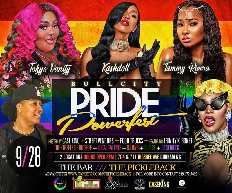 Bull City Pride Powerfest