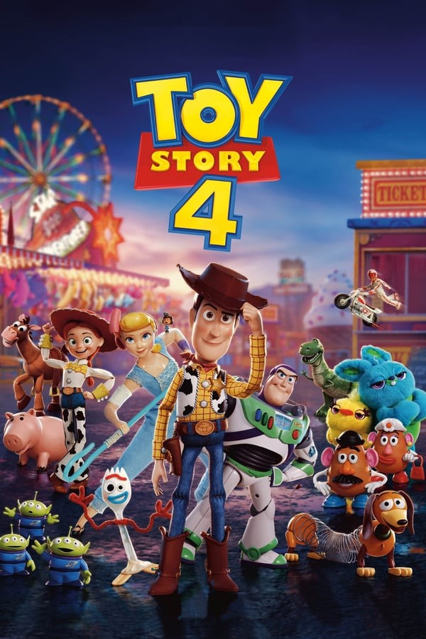 Get Information and buy tickets to Toy Story 4 Toy Story 4 on Koabustr