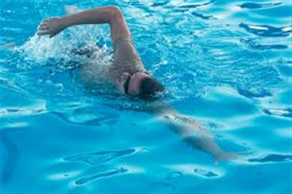 Tri-trained swim sessions