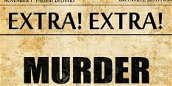 Murder in Mind Presents Hold the Front Page a Murder Mystery on Oct 24, 19:00@Bromsgrove Golf Centre - Buy tickets and Get information on Murder in Mind
