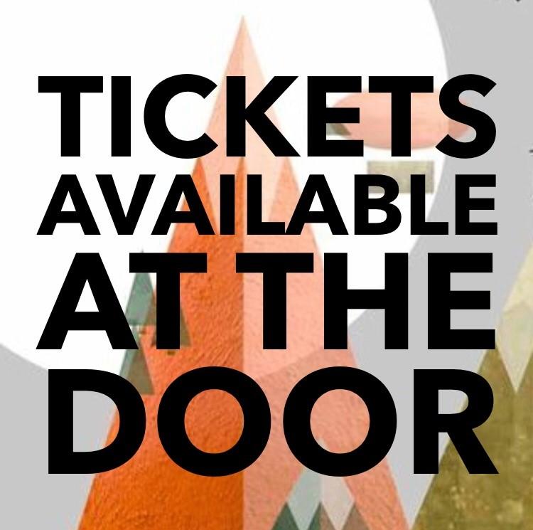 BTM 8/16 & 8/17 At the Door Tickets