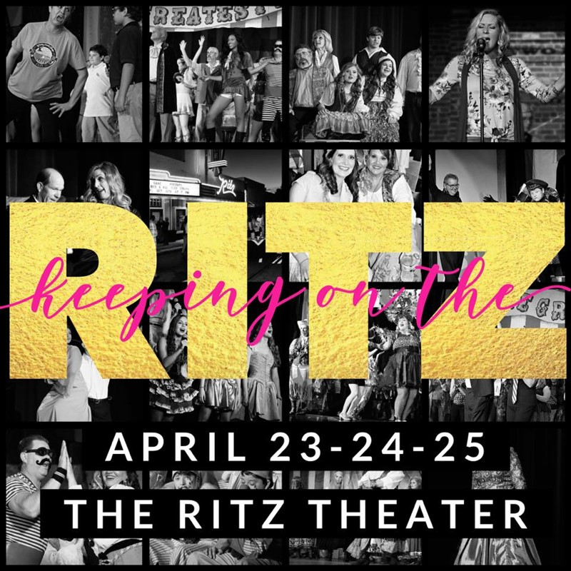 Keeping On The Ritz