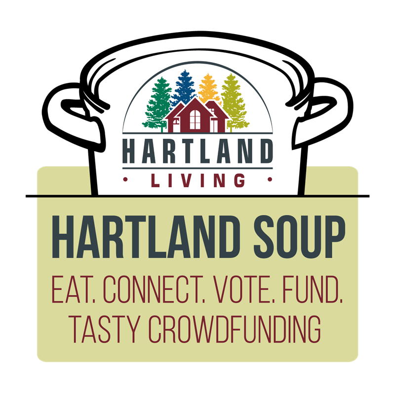 Get Information and buy tickets to Virtual Hartland SOUP  on Cromaine Library