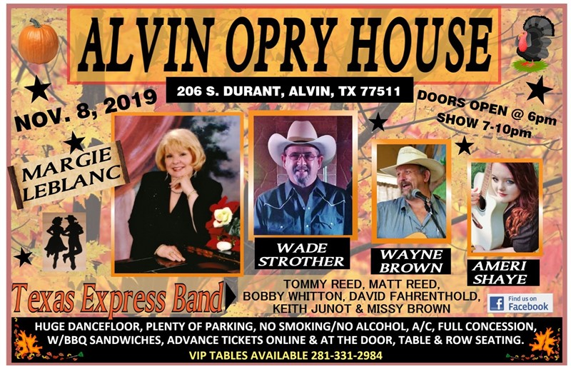 The Alvin Opry House