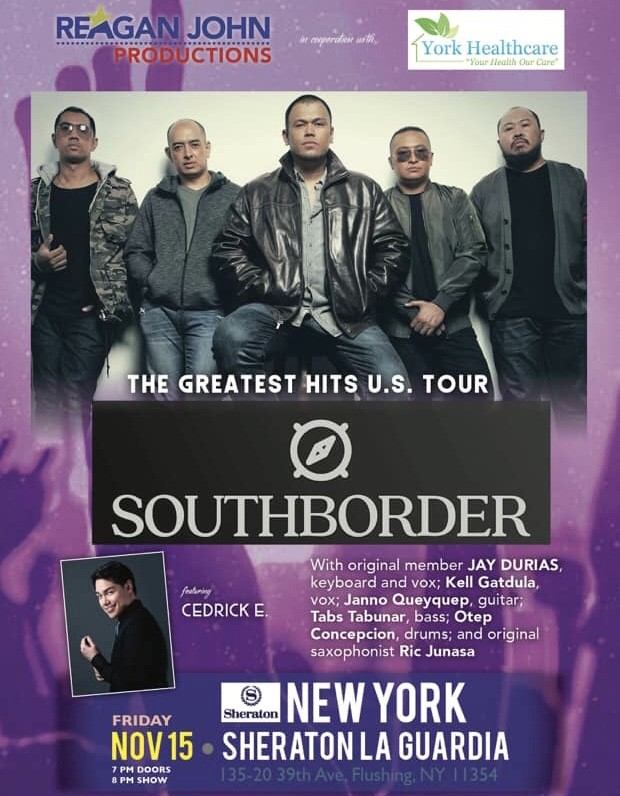 SouthBorder Live(New York City)