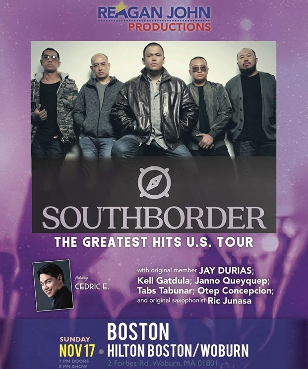 SouthBorder Live in Hilton Boston/Woburn