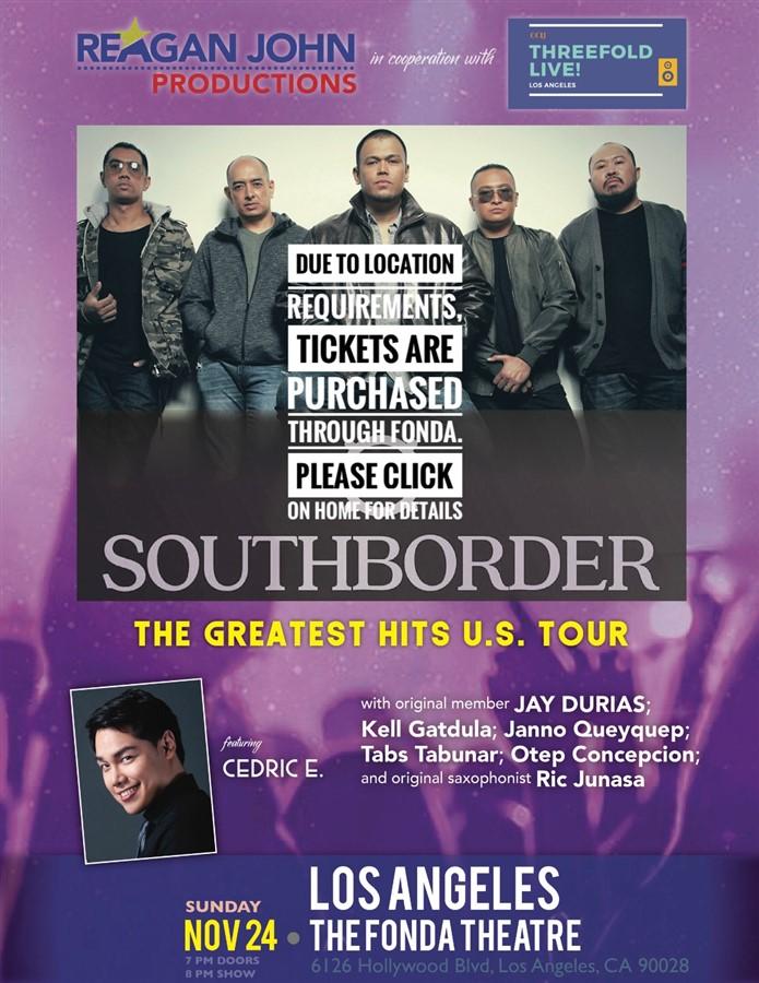 South Border Live (Los Angeles, CA)