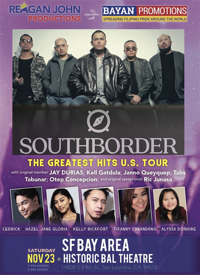 South Border Live (SF Bay Area)