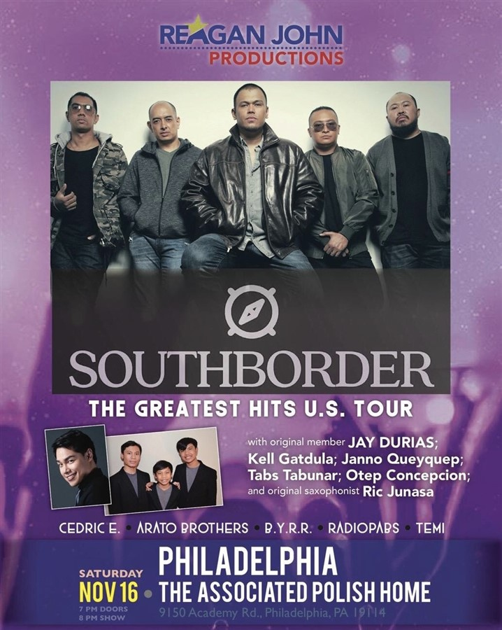 South Border Live(Philadelphia)