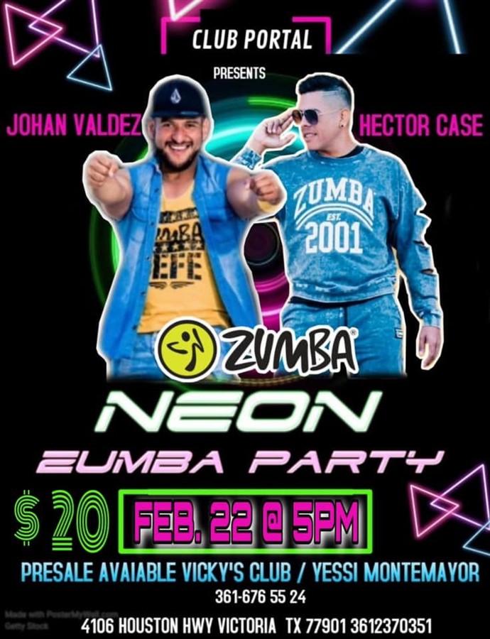 Zumba Neon
