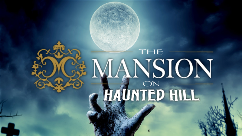 The Mansion on Haunting Hill