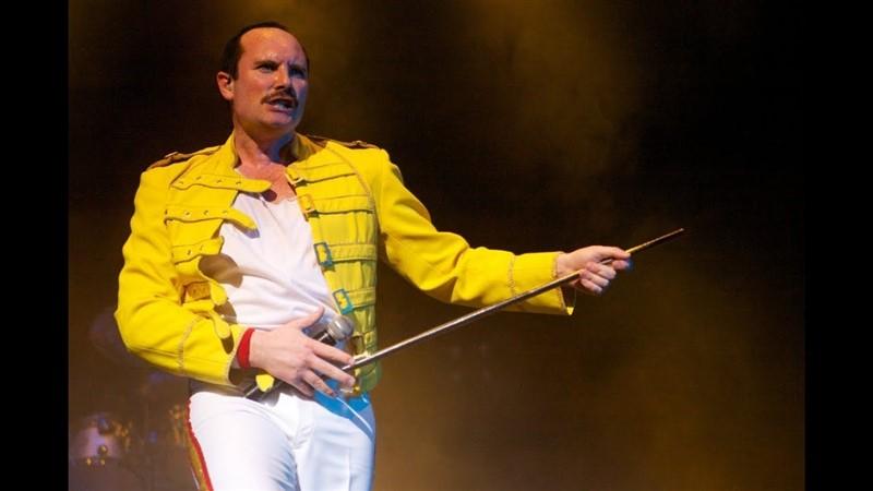 Freddie Mercury Tribute