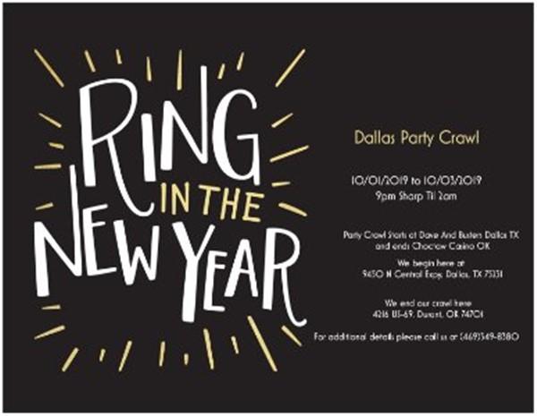 Dallas Party Crawl