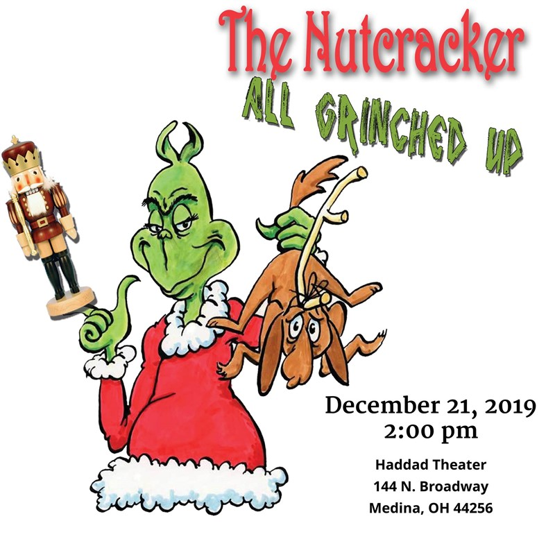 The Nutcracker: All Grinched Up!