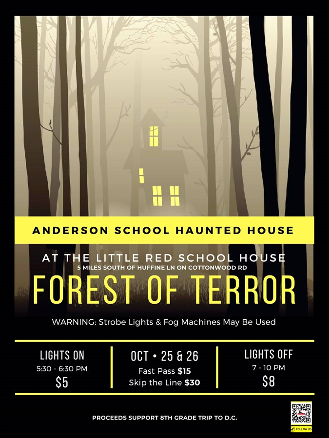 Anderson School Haunted House
