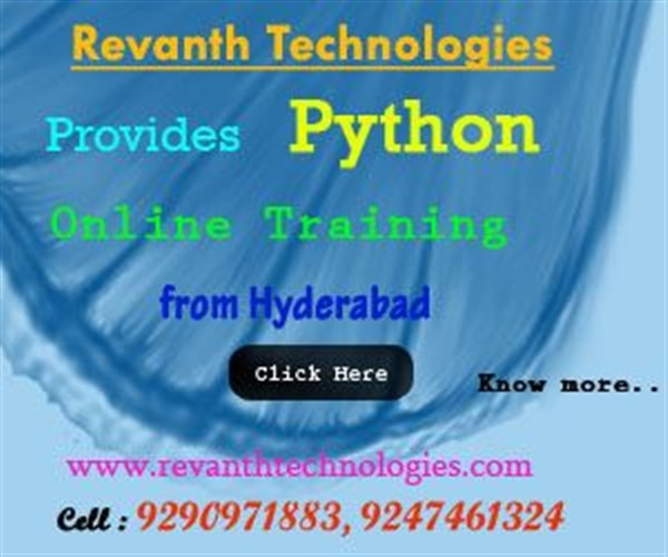My FirsPython Online Training in Indiat Event
