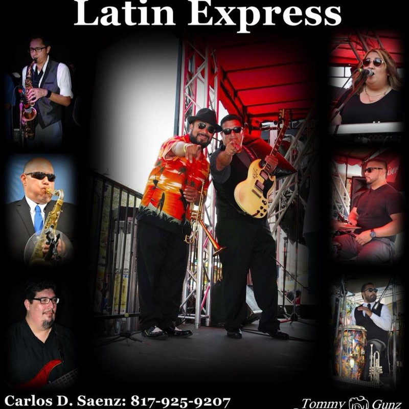 Get Information and buy tickets to LATIN EXPRESS OCTOBER 15TH  on National Hall Fort Worth