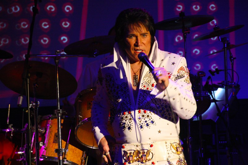 Get Information and buy tickets to Elvis Aloha  on God and Country Theaters